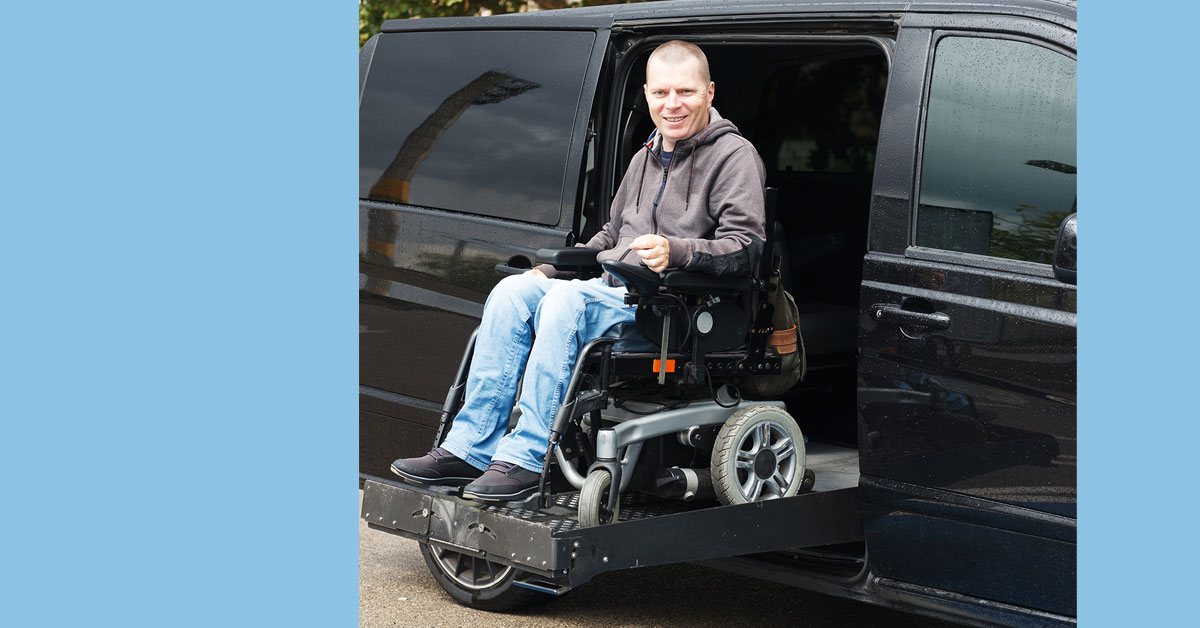 How to Get Help Paying for a Wheelchair-Accessible Vehicle
