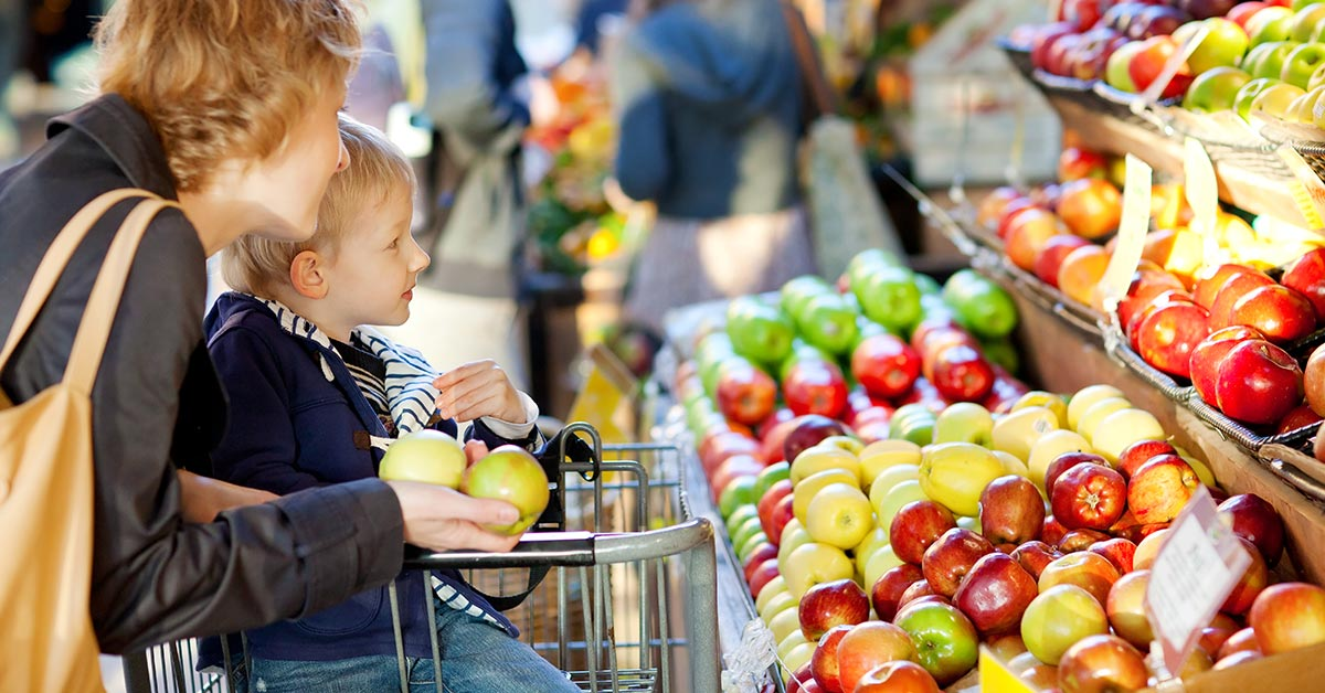 Simple Tips for Healthy Grocery Shopping for the Family