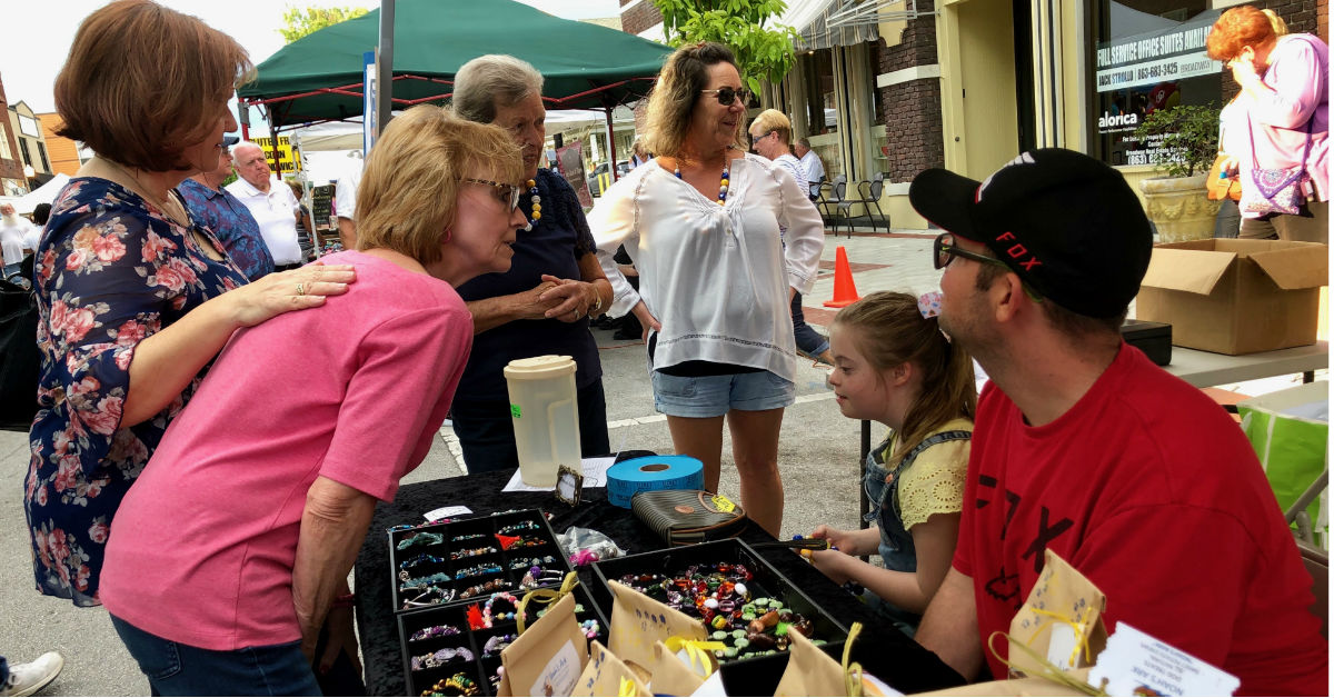 First Friday – Downtown Lakeland