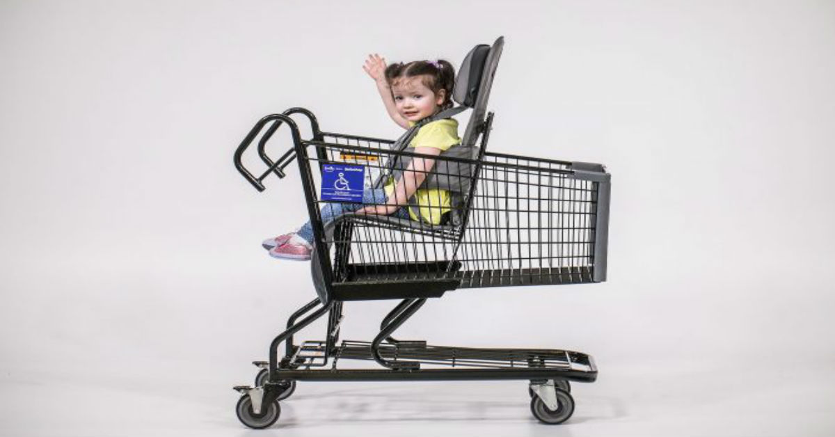 Supermarket Chain Rolls out Adaptive Shopping Carts