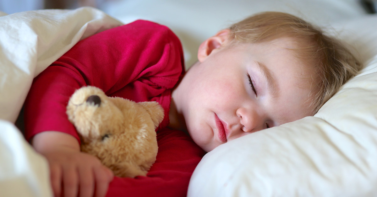 Information About Sleep Problems in Children with Down Syndrome