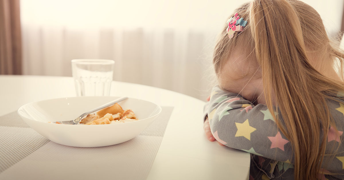 Picky Eating in Children With Intellectual or Developmental Disabilities: When to Be Concerned