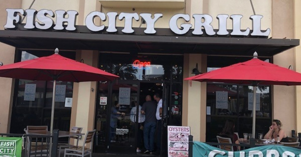 Fish City Grill Gives Back to the Community