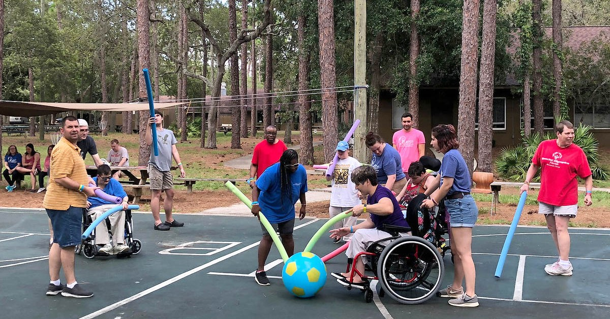 Recreational Programs for Adults with Developmental Disabilities
